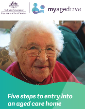 Five steps to aged care