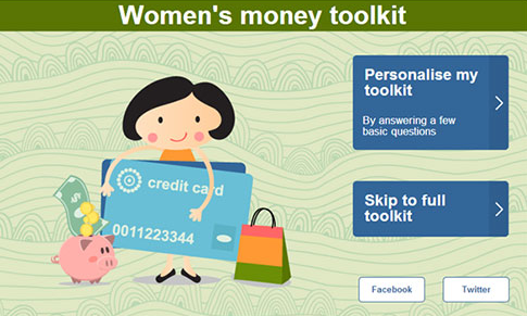 Women's Money toolkit