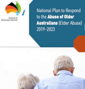 Elder abuse plan