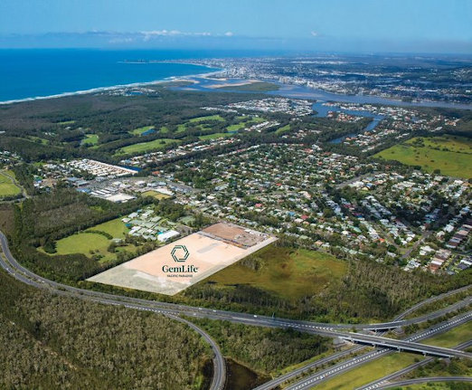 GemLife development Sunshine Coast